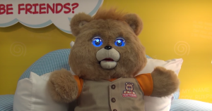 "Teddy ""Creepy"" Ruxpin"