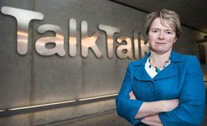 Dido Harding CEO TalkTalk