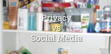 Social Media versus Data Privacy (& GDPR)
